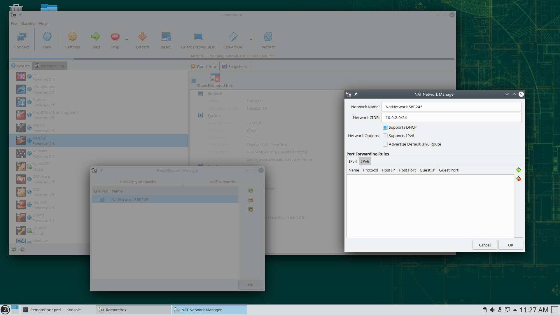 RemoteBox 2.5 on OpenSUSE 42.3